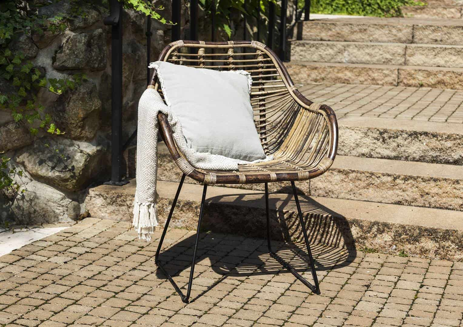 meble rattan LAVAL