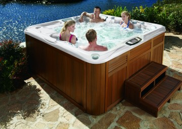 spa i jacuzzi do ogrodu sklep internetowy garden space. Black Bedroom Furniture Sets. Home Design Ideas