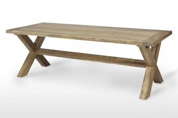 Meble do restauracji HoReCa: Stół ogrodowy teak LYON 300cm