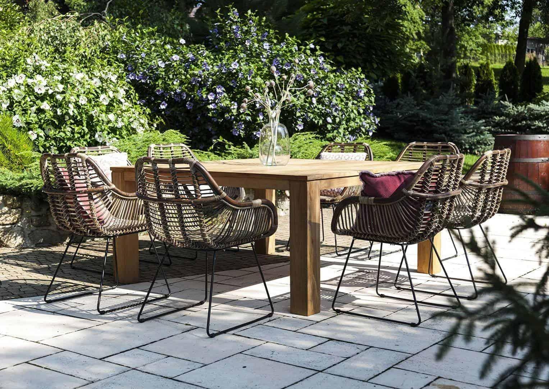 stół do ogrodu NIMES