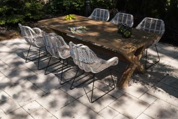 patio meble ogrodowe: Meble ogrodowe LYON VII