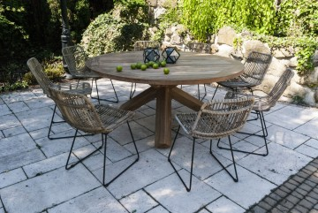 patio meble ogrodowe: Meble ogrodowe BORDEAUX IV