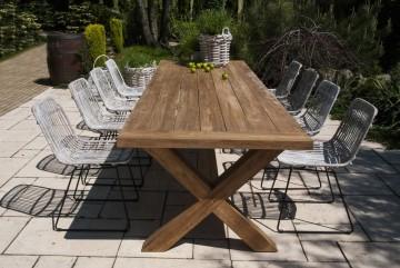 patio meble ogrodowe: Meble ogrodowe LYON XI
