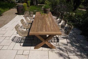 patio meble ogrodowe: Meble ogrodowe LYON XII