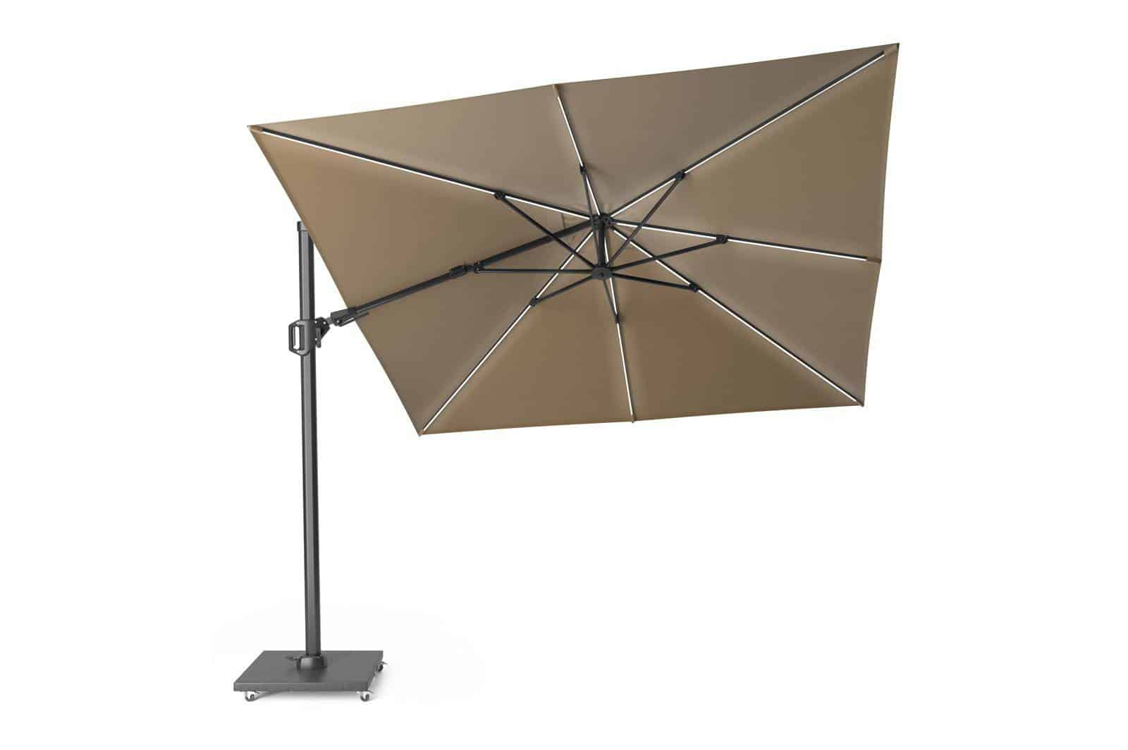 Parasol ogrodowy ​​​​​​Challenger T² 3x3m GLOW