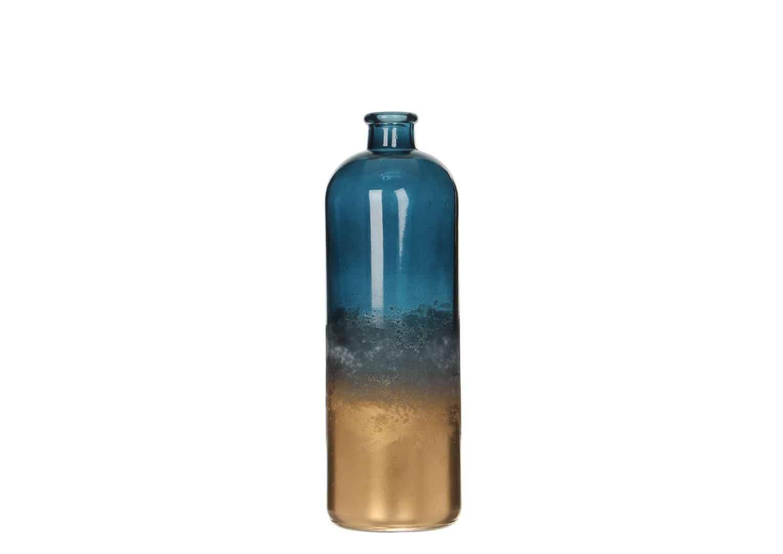 Butelka niebieska