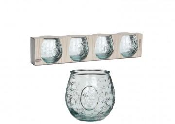 Zestaw 4 szklanek