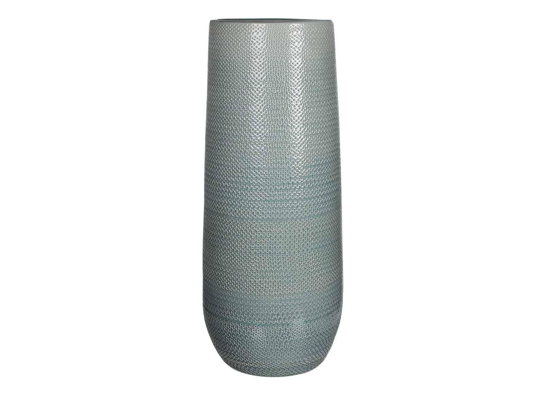 Naczynie ceramiczne niebieskie 60cm