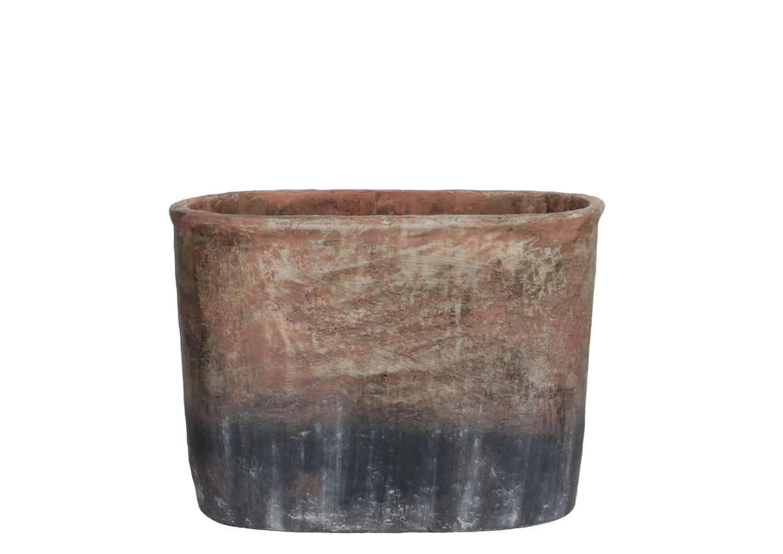 Naczynie z cementu 35,5cm