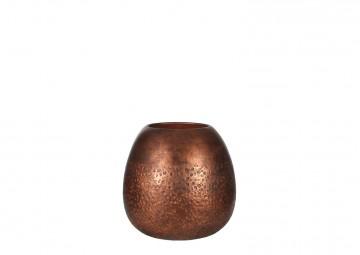 Naczynie ceramiczne miedziane 28,5cm