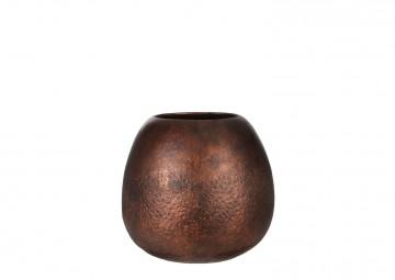 Naczynie ceramiczne miedziane 35cm
