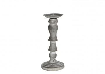 Świecznik żelazny 28,5cm