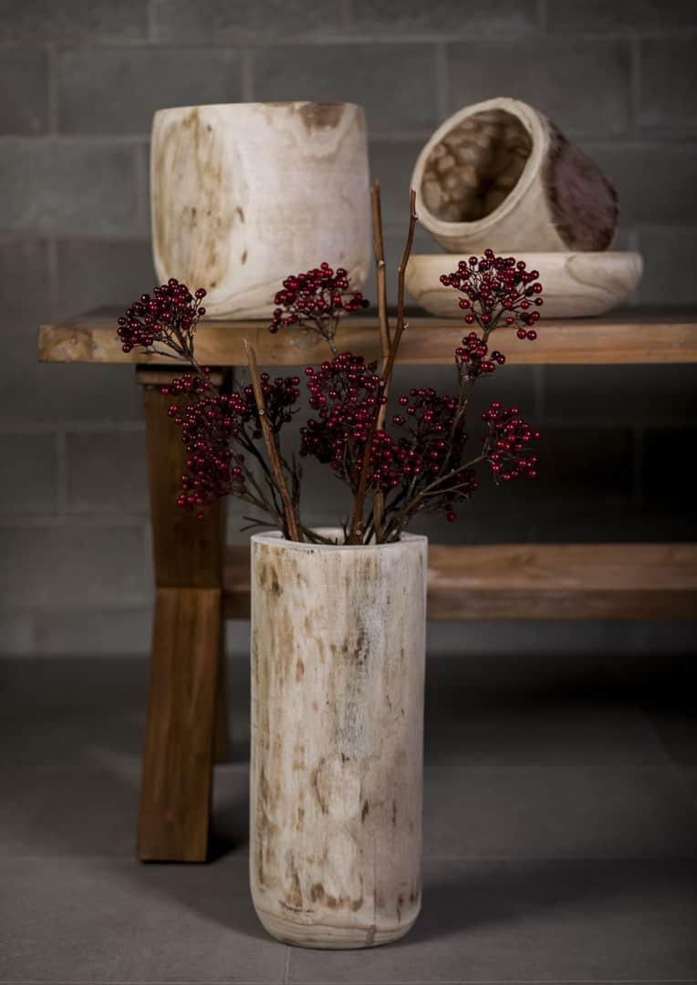 Waza drewniana 24cm