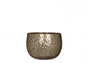 Tealight champagne 9cm