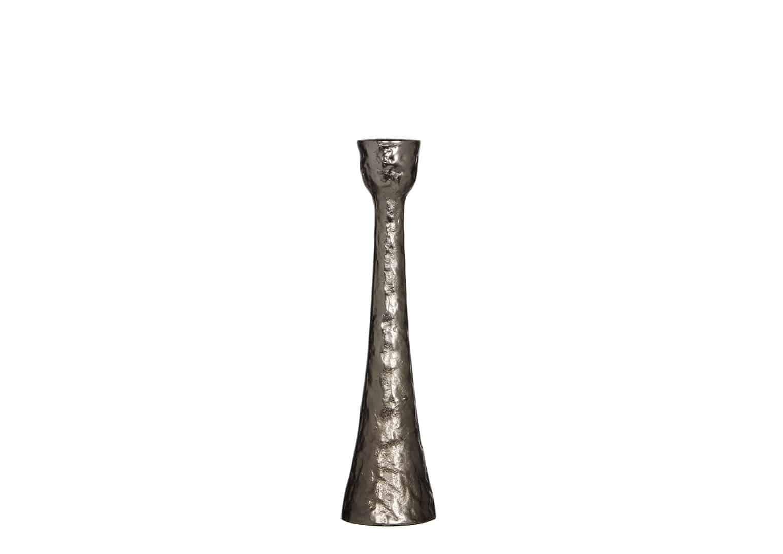 Świecznik aluminiowy 32cm