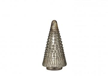 Choinka srebrna 26cm