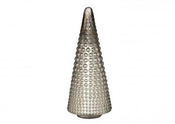 Choinka srebrna 36,5cm