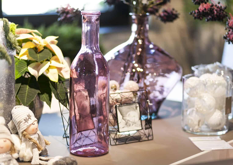 Butelka różowa 50cm
