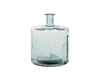 Butelka/naczynie szklane przezroczyste 44cm