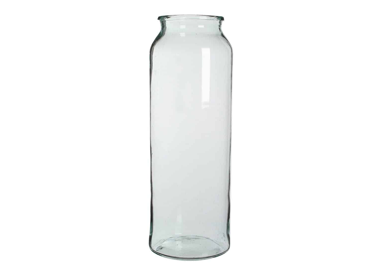 Butelka/naczynie szklane bezbarwne 52cm