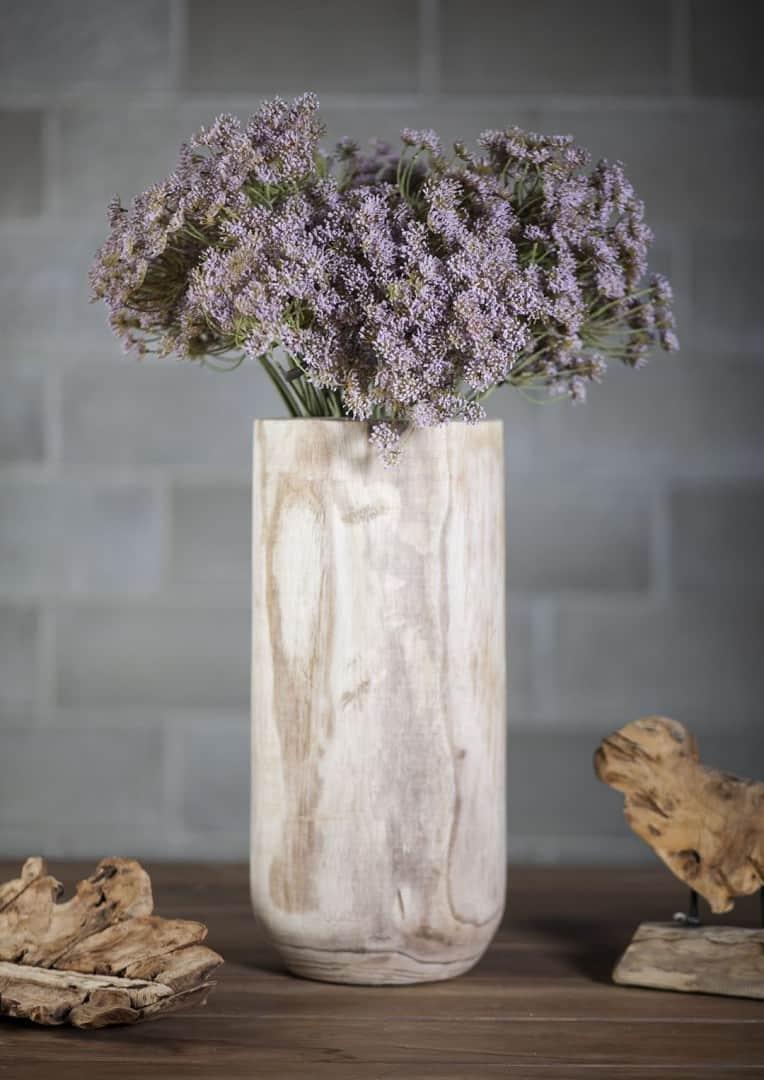 Misa drewniana liść