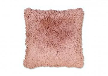 Poduszka dekoracyjna Noeki różowy vintage 45cm