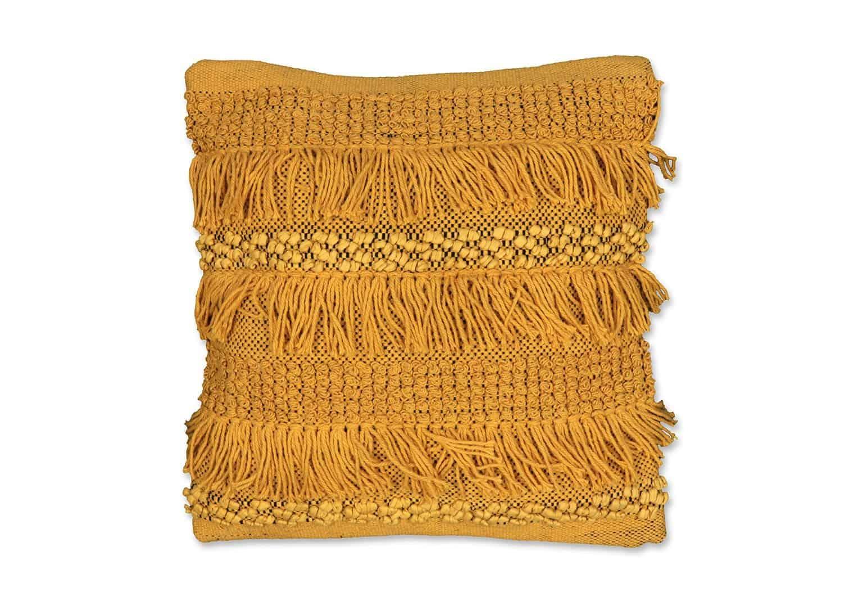 Poduszka dekoracyjna Bilal złoty blask 45cm