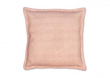Poduszka dekoracyjna Hamar różowa vintage 45cm