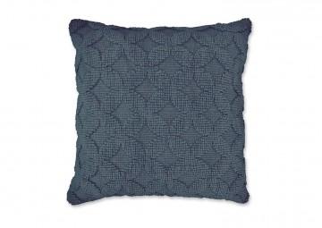 Poduszka dekoracyjna Gio niebieska 45cm