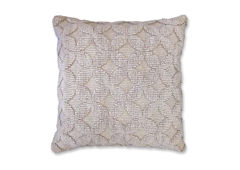 Poduszka dekoracyjna Gio szarobeżowa 45cm