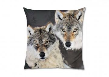 Poduszka dekoracyjna Norsk wilk 45cm