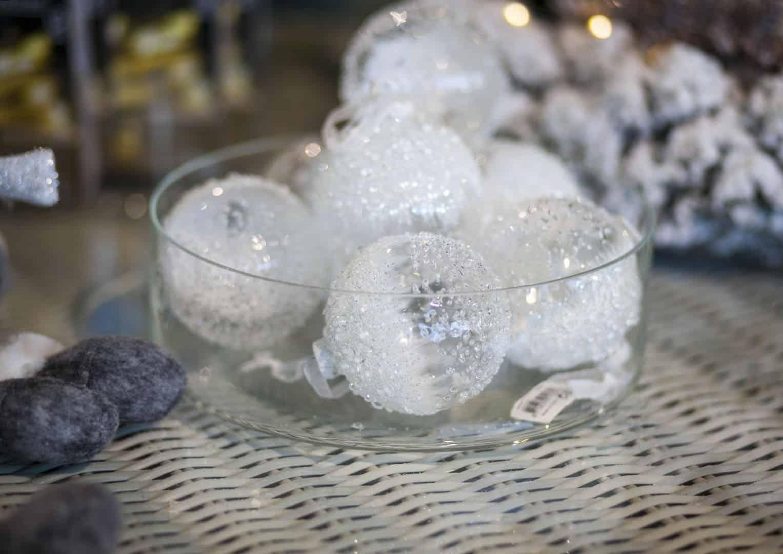Okrągłe naczynie szklane 29cm