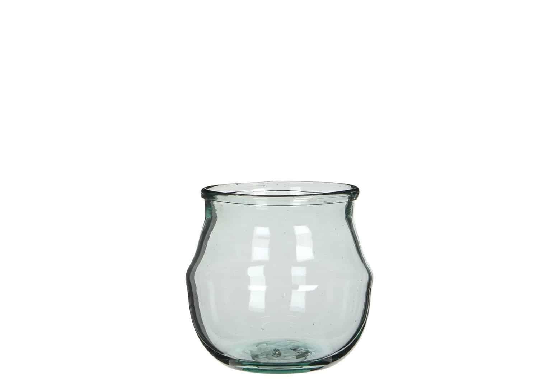 Naczynie szklane przezroczyste ⌀13,5cm