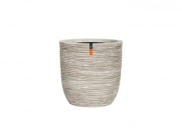 donice ceramiczne: Donica ogrodowa z cementu OFI932 34cm