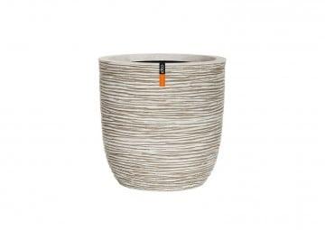 donice ceramiczne: Donica ogrodowa z cementu OFI933 40cm