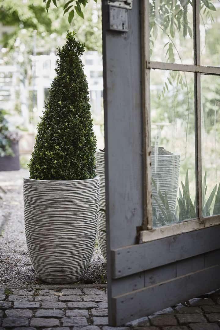 Donica ogrodowa z cementu OFI1131 60cm