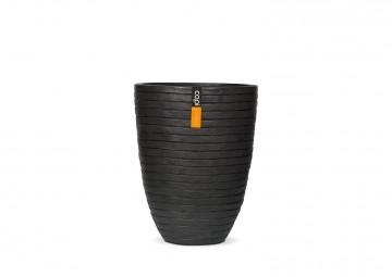 donice ceramiczne: Donica ogrodowa z cementu RWG781 36cm