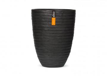 donice ceramiczne: Donica ogrodowa z cementu RWG782 47cm