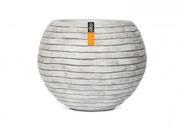 donice ceramiczne: Donica ogrodowa z cementu RWI271 50cm