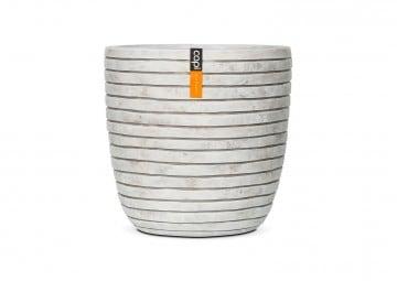 donice ceramiczne: Donica ogrodowa z cementu RWI933 41cm