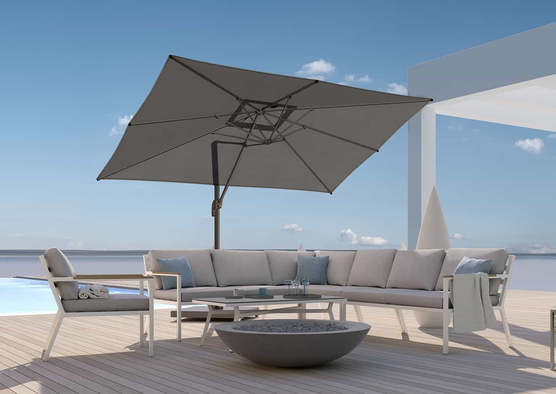 Parasol ogrodowy Falcon T¹ 3 x 2m