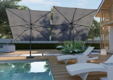 Parasol ogrodowy Riva 2,5x2,5m