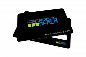 Karta podarunkowa Garden Space®