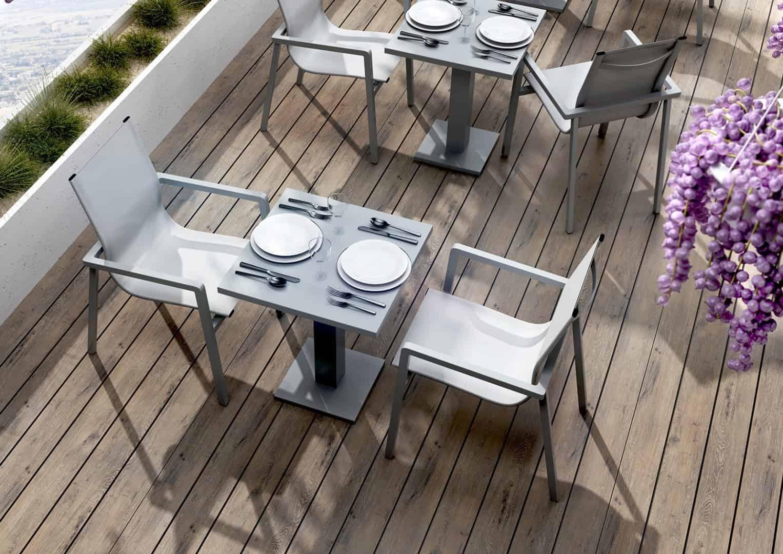Stół ogrodowy VIGO 2 OUTLET