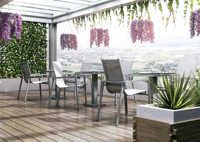 Stół ogrodowy VIGO 3 OUTLET