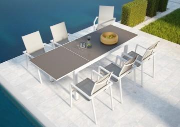 Stół ogrodowy TOLEDO 7 OUTLET