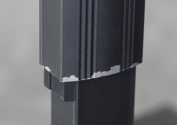 Parasol ogrodowy SolarFlex T¹ Ø3,5 Antracite 1 OUTLET