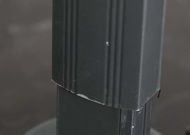 Parasol ogrodowy SolarFlex T¹ Ø3,5 Antracite 2 OUTLET