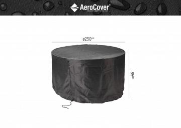 Pokrowiec okrągły na meble ogrodowe ø250x85cm