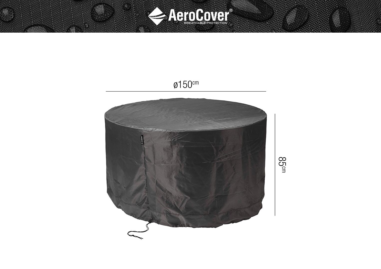 Pokrowiec okrągły na meble ogrodowe ø150x85cm